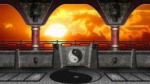Kombat Tomb - Empty Version by molim