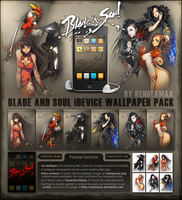 BnS iDevice Wallpack by rendermax