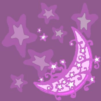 Lavender moon by KRSdeviations