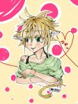 Neko Len - iPad drawing by Just-another-kitteh