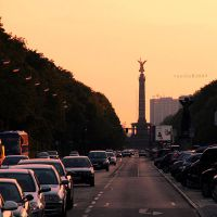 The Sky over Berlin by vanerich