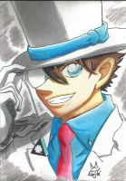 Magic Kaito by GrimaceCat