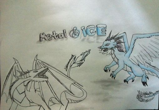 Metal and Ice by AnimusMadness
