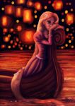 Rapunzel from Tangled by AnnaLuminara