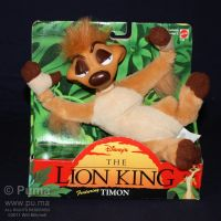 Lion King - Timon by Mattel by dapumakat