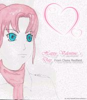 Happy Valentine s day: Claire by Claire-Wesker1