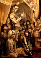 Xerxes Harem by Doomsday-Dawn