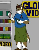Commission: Movieholic by Luprand