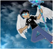 .:: On Angels Wings ::. by Phantomfan422