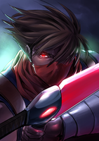 Hiryu : Cypher by Kumsmkii
