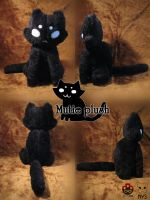 Mutie plush by Siplick