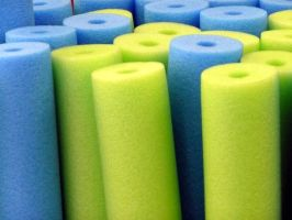 pool noodles 1 by theartproject