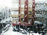 Snow Istanbul by siLverGraphic8