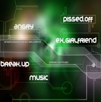 Angry Pissed Off Cd Cover by himynameiznate