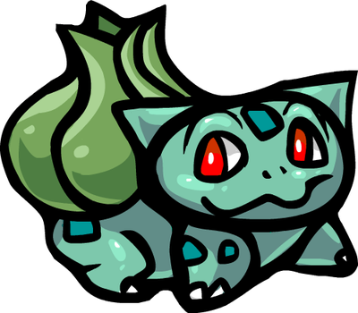 Bulbasaur by KhepriRising