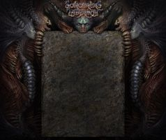 Sorcerers Labyrinth background by AlMaNeGrA