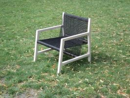 Loom Chair by Trollesque