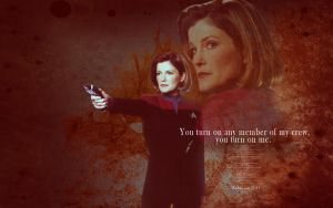 Janeway: You Turn On Me by Belanna42