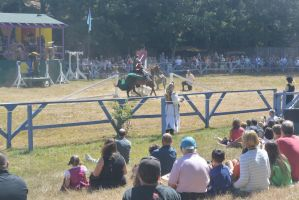 King Richard's Fair, Jousting To Hit the Target 2 by Miss-Tbones