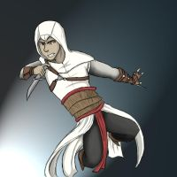 AC - Altair the Assassin by i-VI