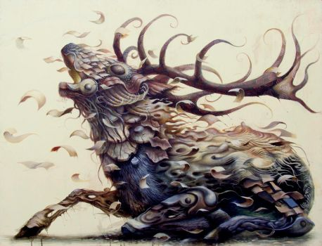 Withering Beast by Relative