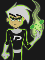 Danny Phantom Butch Hartman Style .:Digital:. by DeannaPhantom13