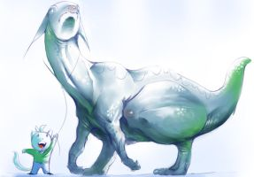 My little pet by UnnamedPro