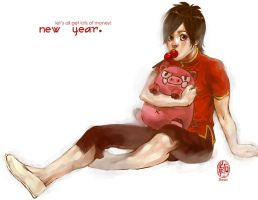 chinese new year by 2beats