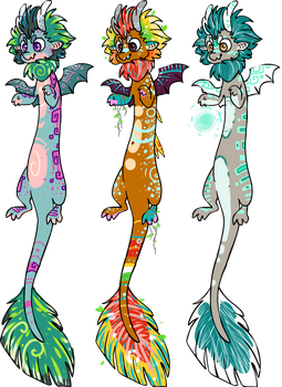 Dragon Adopts Auction CLOSED by CometShine