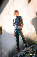 Hiccup from Berk How to Train Your Dragon2 Cosplay by lowlightneon