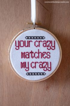 Your crazy matches my crazy by Angie-Chan070707