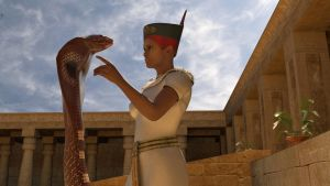 Egyptian Pet by V3Digitimes
