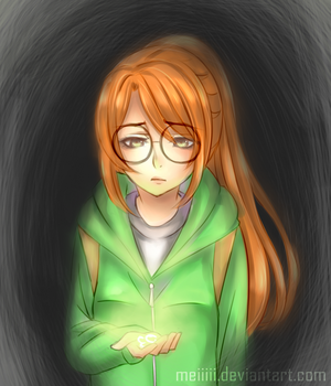 Infinity Train | 'I want to go home...' by Meiiiii