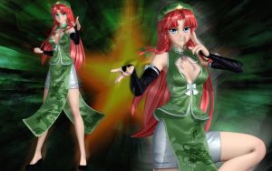Hong Meiling by Primantis
