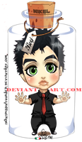 Billie Joe in a Bottle by IwannaPissInYourBed