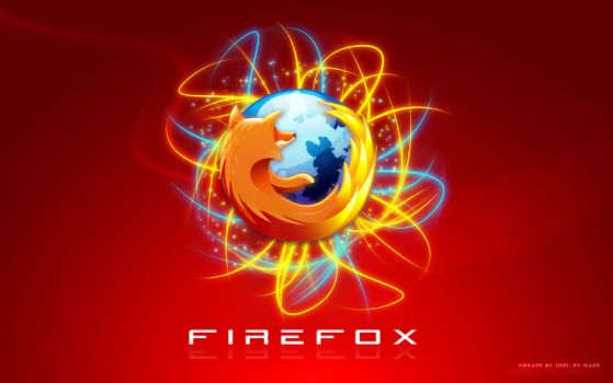 FireFox-red Wall Lights On by joel-ex