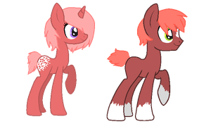 Pony Batch #3 (CLOSED) by CometStre