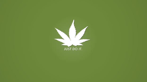Just Do It. Marijuana by Cal-Kal