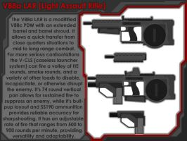 V88a Light Assault Rifle by OutFoxedTW