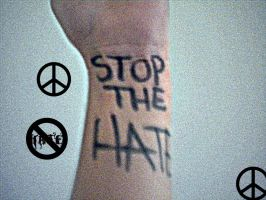 Stop the Hate 2 by MCRHess