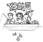 FISH FISH FISH by AnneCat
