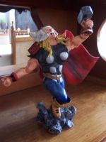 The Mighty Thor By Luiscartecorp-d5nru25 by LuisCartecorp