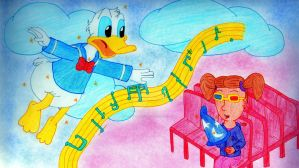 Donald in PhilharMagic by Conyy-disney15