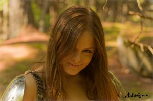 The eye Josee by madlynx
