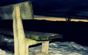 Sitting Here Alone by photofreak385