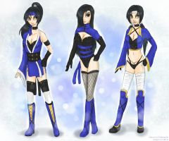 + Masumi - costume concepts + by Cathaclysm