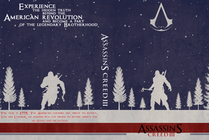 Assassin's Creed III by WiECZUR9611