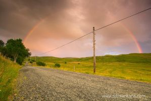 Rainbow by DamianKane