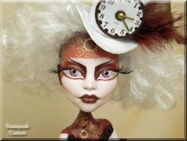 Steampunk Couture Spectra #3 by KrisKreations