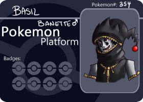 PP Battle Card: Basil by Wings-of-the-Moon